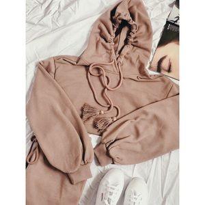 Shimmer Hoodie Sweatshirt
